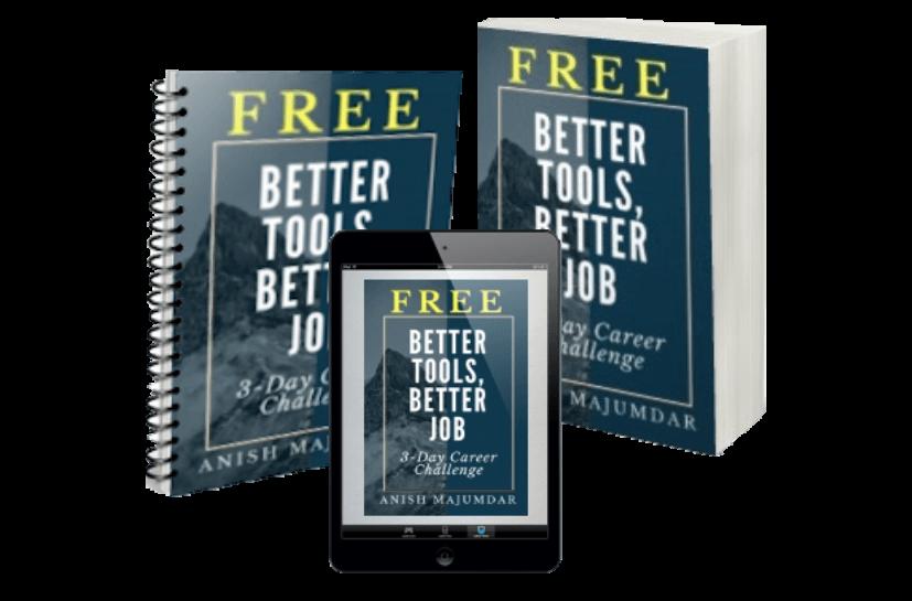 Free Better Tools Better Job Career Challenge Presented